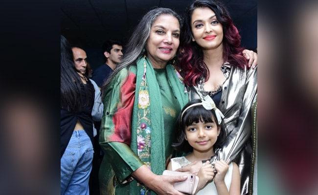 Fanney Khan: Aaradhya Watches Mom Aishwarya Rai Bachchan's Film