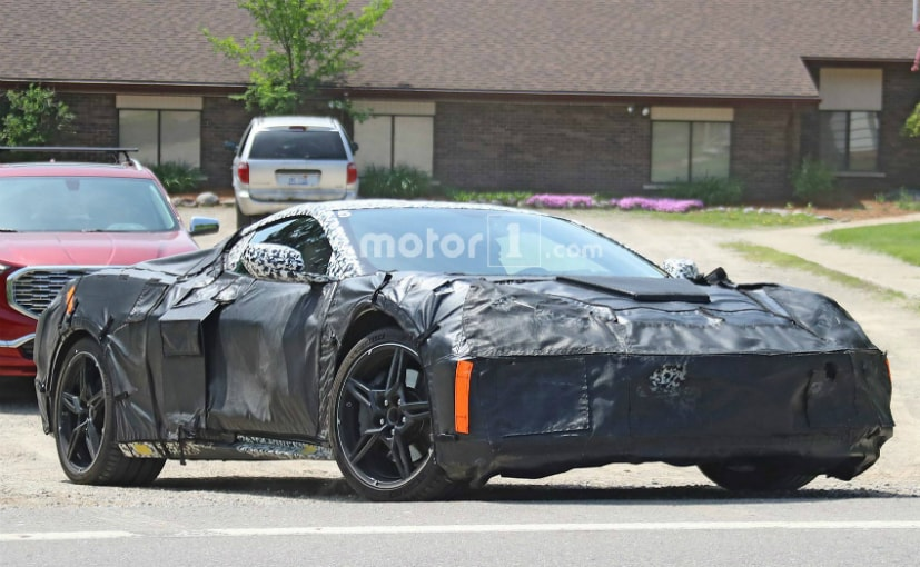 Mid Engined Chevrolet Corvette Could be called Zora
