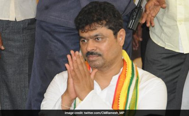 Chandrababu Naidu's Party Man Elected To Powerful Parliament Committee