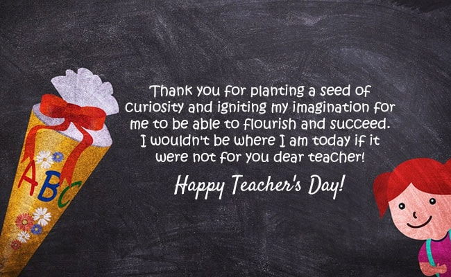 teachers day 2018 send these messages to your teachers and wish them happy teachers day