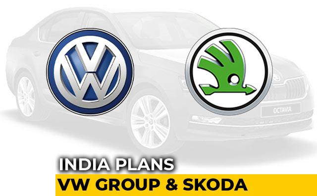 Video : India Plans: Volkswagen Group And Skoda