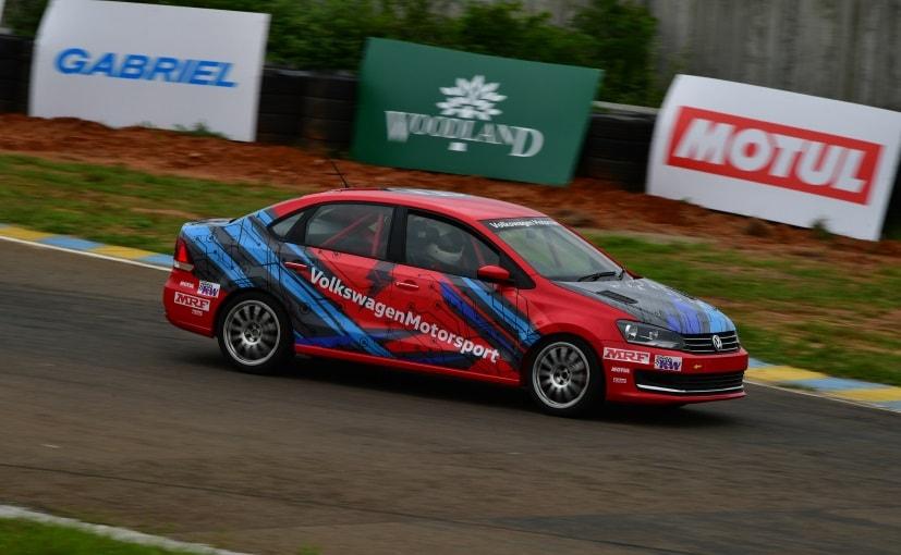 volkswagen vento racecar