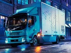 Volvo Unveils All New Electric Garbage Truck