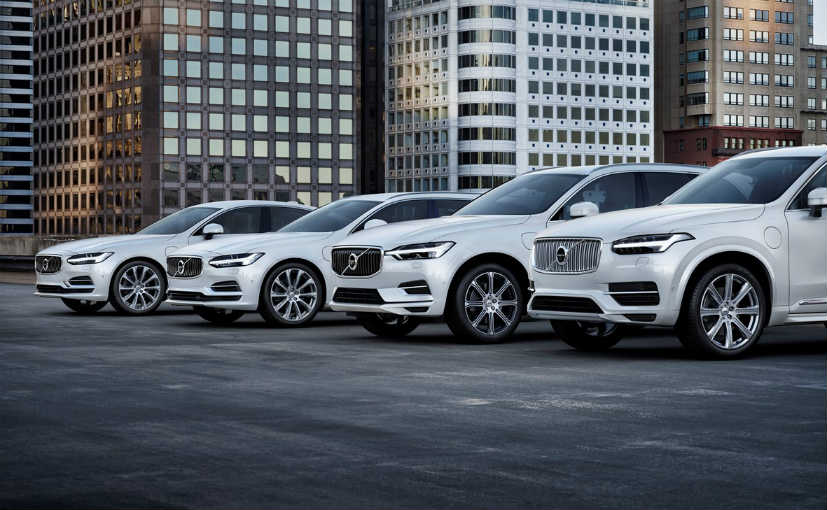 Volvo to eliminate diesel engines completely