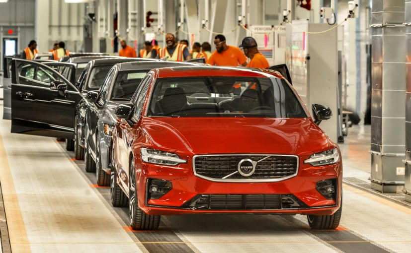 New Volvo Cars To Set Maximum Speed Limit Of 180 Kmph From 2020