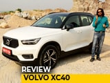 Video: Volvo XC40 Compact SUV Review