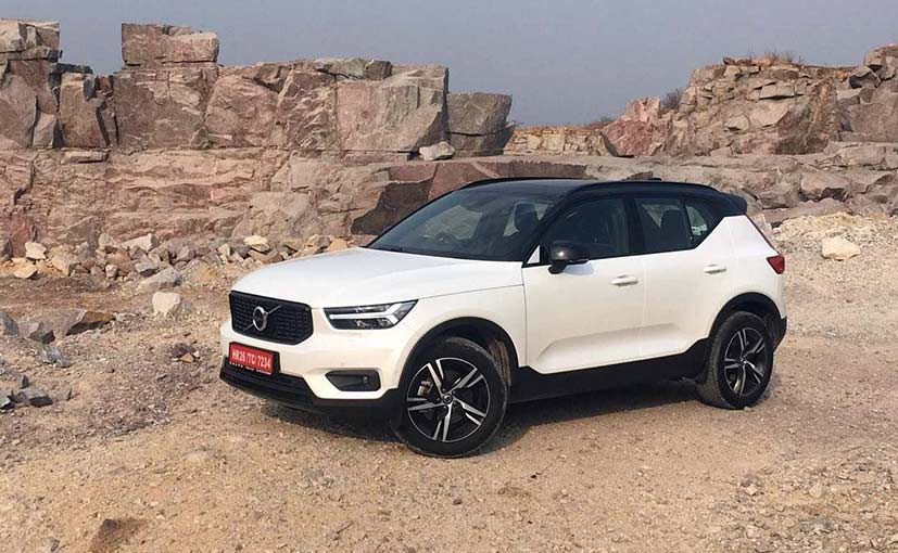 The Volvo XC40 will compete against the Mercedes-Benz GLA, Audi Q3 and the BMW X1
