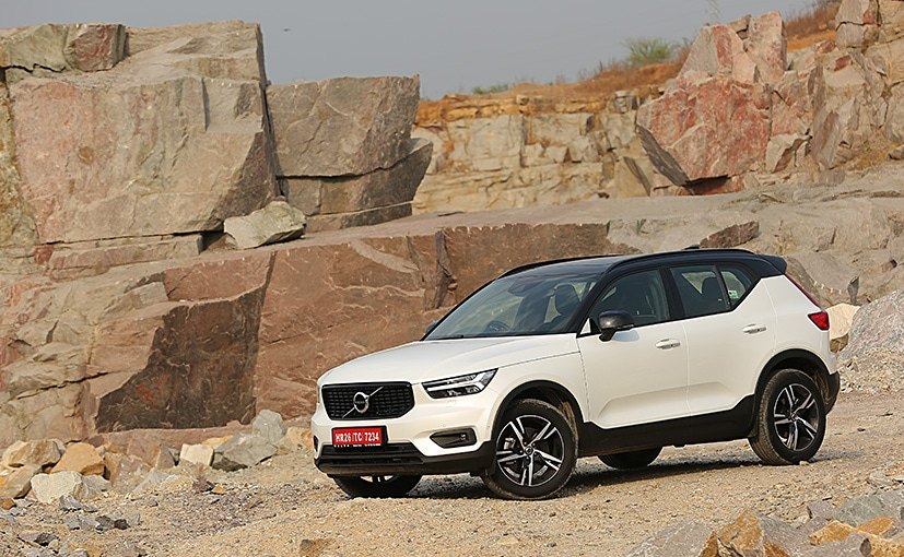 Demand for SUV range was one of the key factors in the sales growth for Volvo