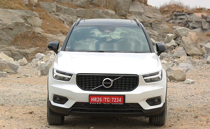 Volvo XC40 Production To Be Ramped Up To Meet Strong Global Demand