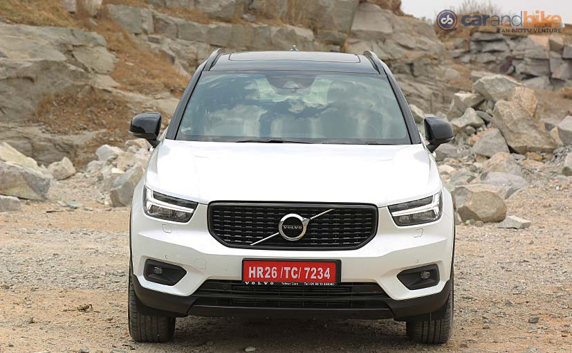The Volvo XC40 is now available in three variants