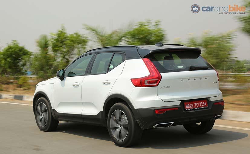 Volvo XC40 Review: India Spec Driven - NDTV CarAndBike