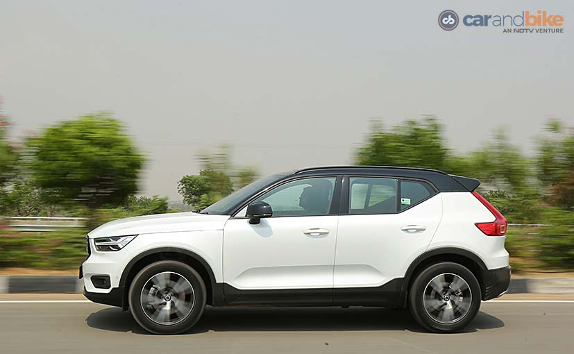 Volvo XC40 Review: India Spec Driven - NDTV CarAndBike