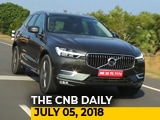 Video : Volvo XC60 India Assembly, Hero MotoCorp Hikes Prices, Jaguar Land Rover Brexit