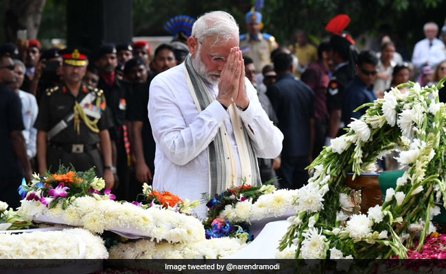 Sena Leader Questions Day Of Vajpayee's Death, Links It To PM's Speech