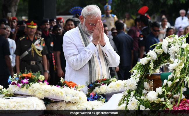 अटल जी, आप हर भारतीय के दिलोदिमाग में रहेंगे : पीएम मोदी