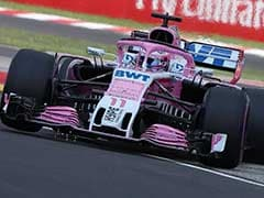 F1: Racing Point To Get A Name Change Again For 2019