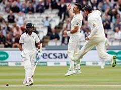 India vs England: Murali Vijay Faces Fans' Ire After Registering A 'Pair' In Lord's Test