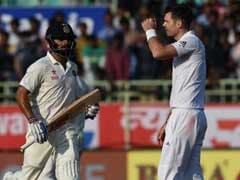 India vs England: James Anderson Rates Rivalry With Virat Kohli As 'Top-Of-The-Range' Stuff