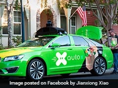 Self-Driving Cars That Deliver Groceries, Now Live In Silicon Valley