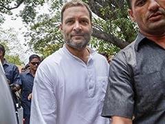 Rahul Gandhi's