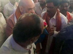 <i>Chintan Baithak</i> In Kurnool. BJP Tries To Strengthen Base In The South