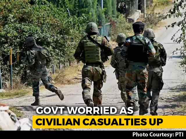 Video : At Centre's Review Of Kashmir Violence, Some Not-So-Good News