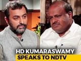 Video : NDTV Exclusive: What Is 'Tearing' Karnataka Chief Minister Apart?