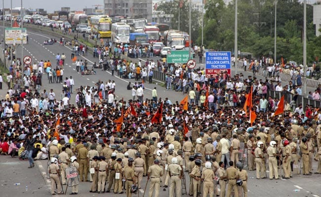 Maratha Outfits Announce Indefinite Protest In Pune From August 20