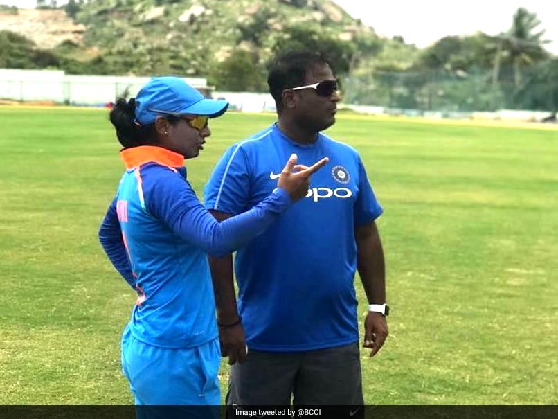 "Ramesh Powar Denies ""Contents"" In Media Reports On His Meeting With BCCI Officials Over Mithali Raj Issue"