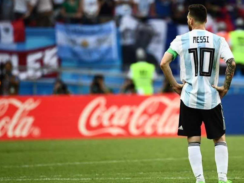 Lionel Messi Left Out Of Argentina Squad For Friendlies