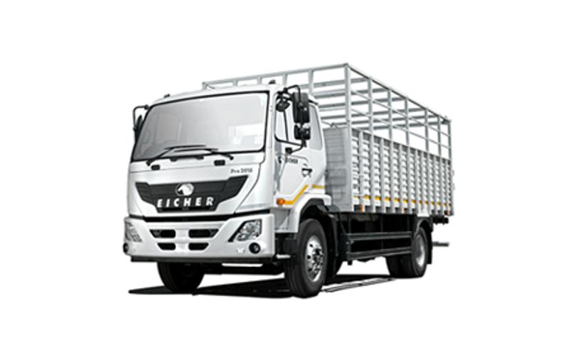 Eicher Introduces New 7-Speed Gearbox Medium Duty Trucks