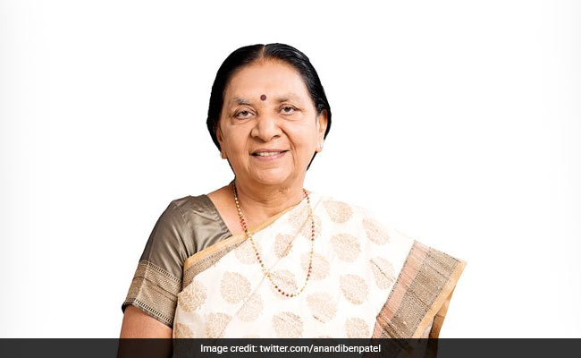 Anandiben Patel Gets Additional Charge As Governor Of Chhattisgarh