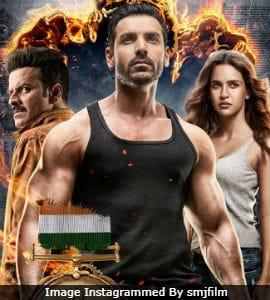 Satyameva Jayate Movie Review: John Abraham Goes On The