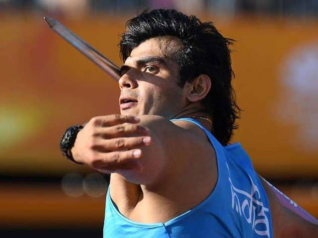 Asian Games 2018: Neeraj Chopra Will Be Indias Flag-Bearer For Opening Ceremony