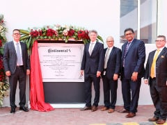 Continental India Inaugurates New R&D Facility