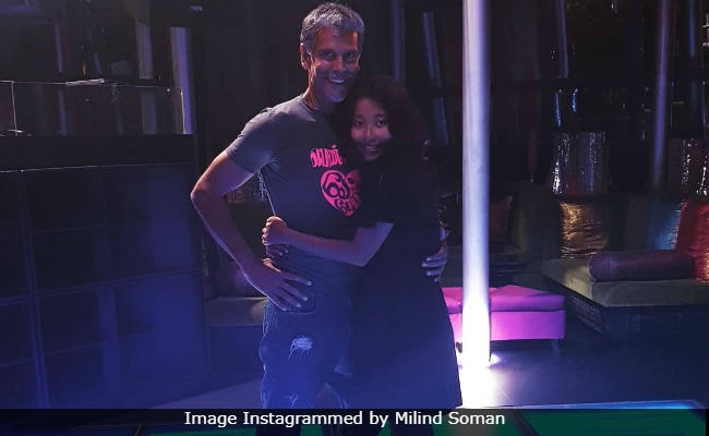 Jab Milind Soman Met Ankita Konwar For The First Time. Details Here
