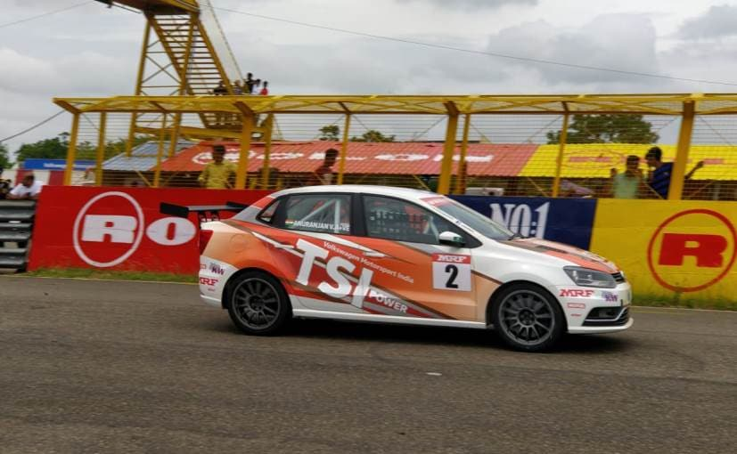 The Volkswagen Ameo Cup is in its 2nd season with 12 new, 7 existing, and 1 international driver