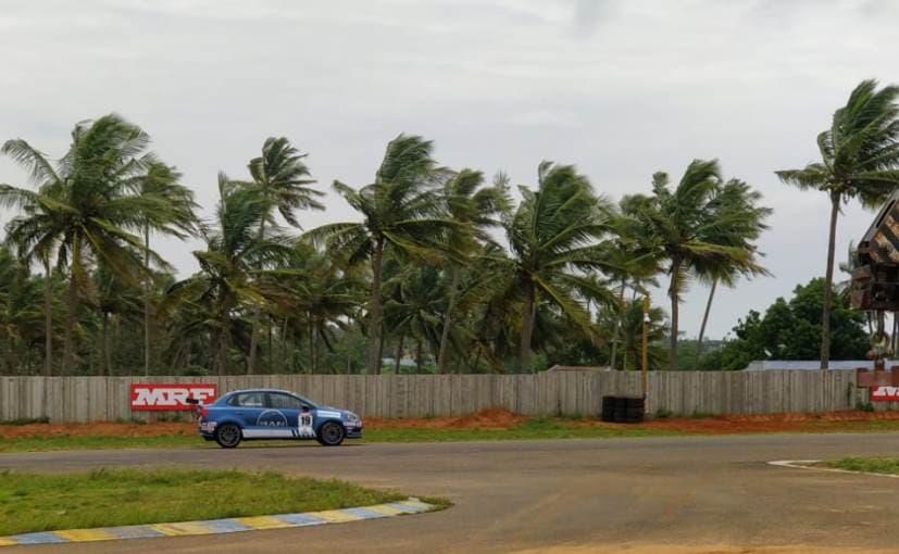 vw ameo cup 2018 race 1