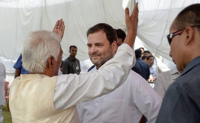 राहुल ने मुस्लिम बुद्धिजीवियों से मुलाक़ात की, बीजेपी ने कहा- वोट बैंक की राजनीति कर रही है कांग्रेस