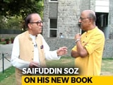 Video : Walk The Talk With Saifuddin Soz
