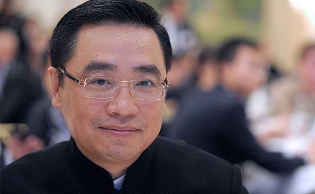 Chinese tycoon dies in freak holiday fall in France