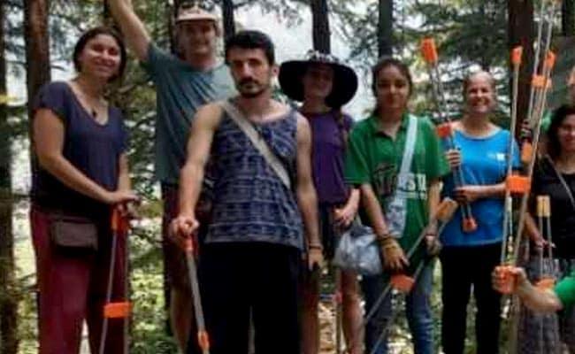 waste warrior himalayan clean up 2018
