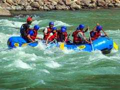 Ban On River Rafting, Paragliding In Uttarakhand Till Further Notice