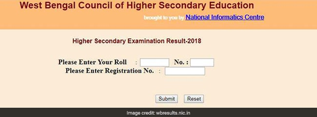wbchse 12th result 2018, west bengal 12th result, west bengal HS result