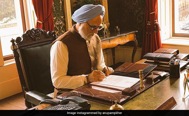 At First, Anupam Kher Was 'Confused' About The Accidental Prime Minister But The Script 'Blew His Mind'