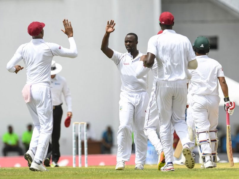 1st Test, Day 1: West Indies Dismiss Bangladesh For Record Test Low Of 43