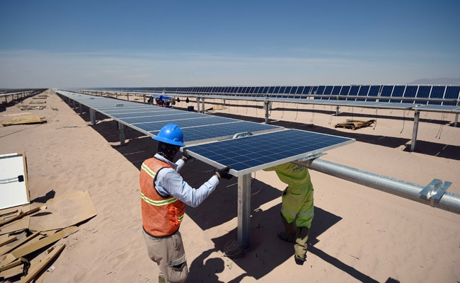 Mexico's Largest Solar Park Will Provide Electricity To 1.3 Million Homes
