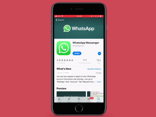 Video : How To Download The Data WhatsApp Has On You