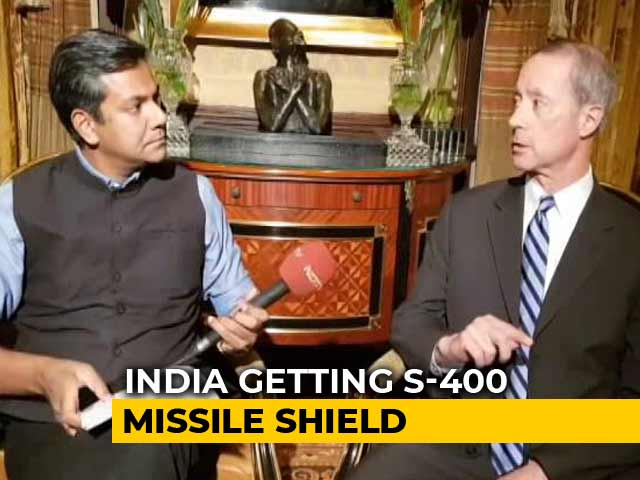 Video : US May Block Sale Of Armed Drones As India Is Buying Arms From Russia