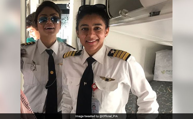 Two Women Pilots From Pakistan Are Winning Twitter For The Best Reason